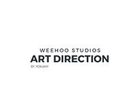 Wehoo Studios / Art Direction