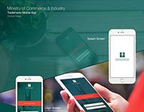 Trademarks iOS Mobile App [Concept Design]