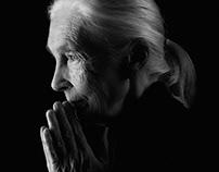 Jane Goodall 2019by Manfred Baumann