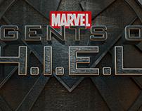 Marvel Agents of S.H.I.E.L.D. - Fanart