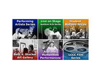 LCCC Stocker Arts Center - Homepage Photo Grid