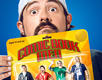 Comic Book Men - Season 7 Keyart