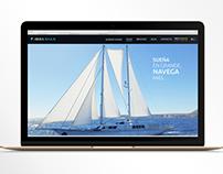 Ibiza Sails - Diseño Web