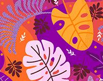 Mini.colección Jungla - Diseño Textil UPB