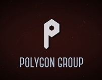 Polygon Group Logo Intro Animation