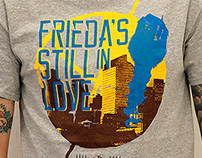 Camiseta para Frieda's Still In Love