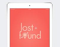 Lost + Found App