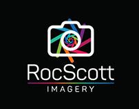RocScott Imagery Brand Identity Design