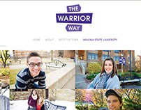 The Warrior Way | Wordpress Blog