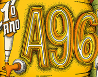 AGÊNCIA 96 BEER'S LABEL