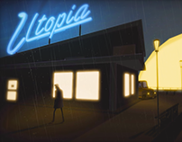 Utopia: A Graphic Adventure Videogame