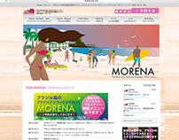 MORENA (Web illustrations)