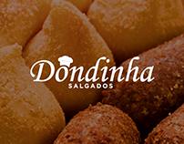 Logotipo | Dondinha Salgados