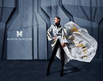 Maison Marquise AD Campaign 2017-18 F/W