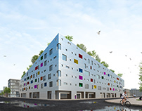 Bovisa Social Housing