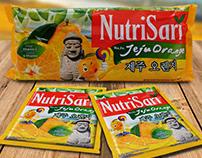 NutriSari Jeju Orange