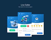 Live Caller