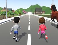 Japan Regional Marathon game