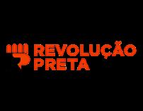 Revolução Preta - Identidade e Ilustração