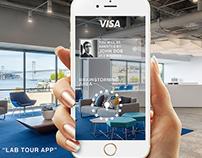 VISA Lab App - Concept Presentation to VISA