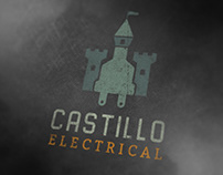 Logo Design: Castillo Electrical