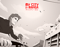 My City in Manga