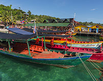 Koh Rong, Island off of Sihanoukville, Cambodia