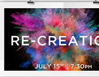 The Point Church: Event Branding