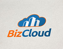 Biz Cloud | Logo Template