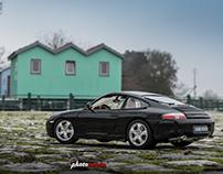 Toys For Boys: Porsche 911 Carrera 4 (996) - Bburago