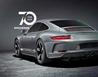PORSCHE 911 GT3 '70 Package