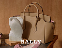 Bally - Bespoke Handbag Builder (2016)