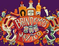 Brindemos por México