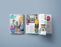 HGTV Magazine re-design