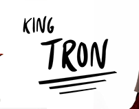 King Tron Banner