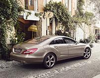 Mercedes-Benz CLS France