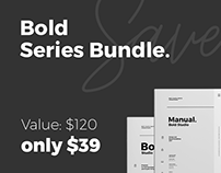 The Big Bold Corporate Bundle - save 70%!