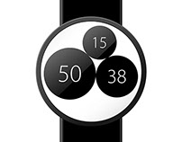 Magic Dot (WatchFace Design)