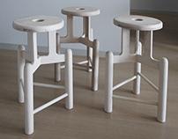 YUCA stools