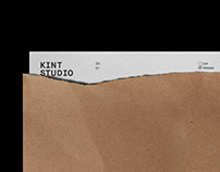 Kint Studio – interior & architecture studio brand.