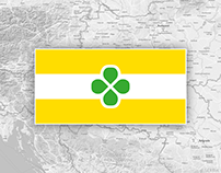 Free Republic of Liberland – Alternative Flag Project