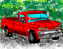 Keep on (pick-up) Truckin'
