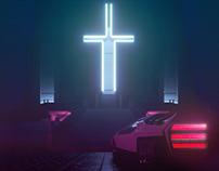 Church of neon