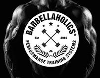 Barbellaholics Logo Design