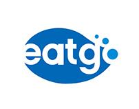 Eatgo logo design