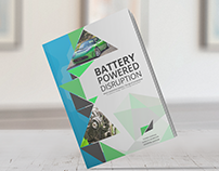 Battery Powered Disruption - Research & Presentation