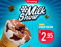 Social media - Ice Cream