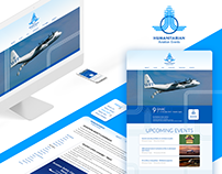 Website for Humanitarian Aviation Events