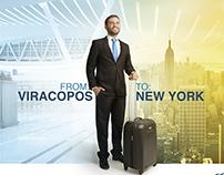 Aeroporto Internacional de Viracopos - Reposicionamento