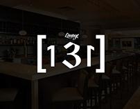 Lounge 131 Branding